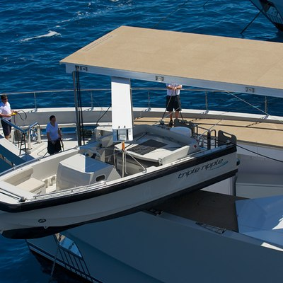 Big Fish Yacht Tender Launch