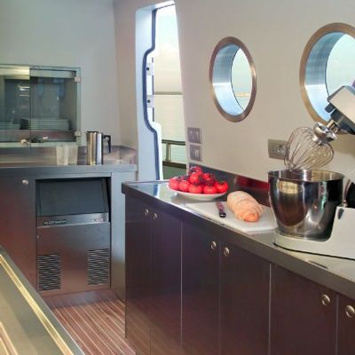 Phoenix Yacht Galley