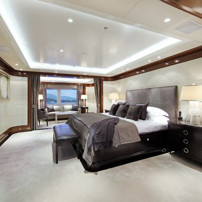 Seanna Yacht Master Stateroom