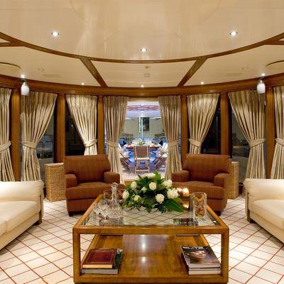 Lou Spirit Yacht Skylounge - Night