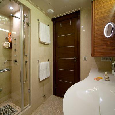 Daima Yacht Master Bathroom