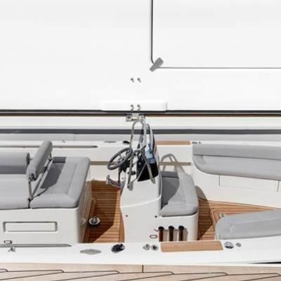 Kokomo Yacht Tender Garage
