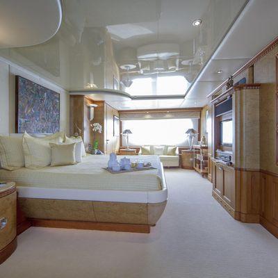 Azul V Yacht Master Stateroom