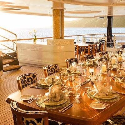 Solandge Yacht Alfresco Dining Table
