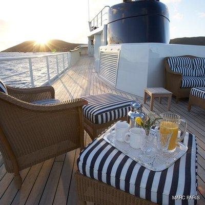 Seawolf Yacht Deck Seating