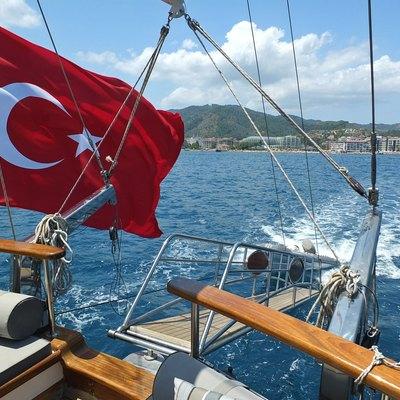 Kaptan Mehmet Bugra Yacht