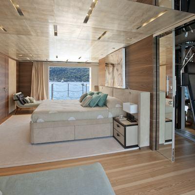 Tesoro Yacht Master Cabin