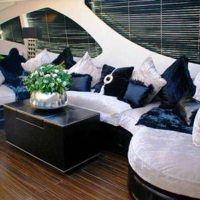 Celcascor Yacht Salon - Sofa