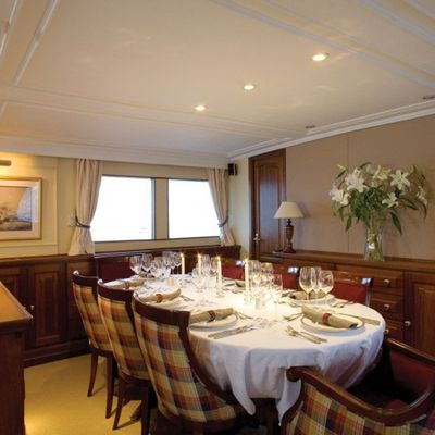 Osprey Yacht Dining Salon