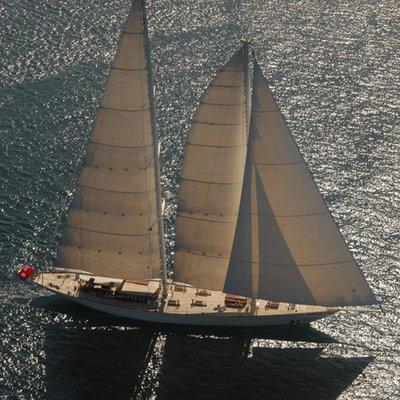 Gweilo Yacht Profile - Aerial View