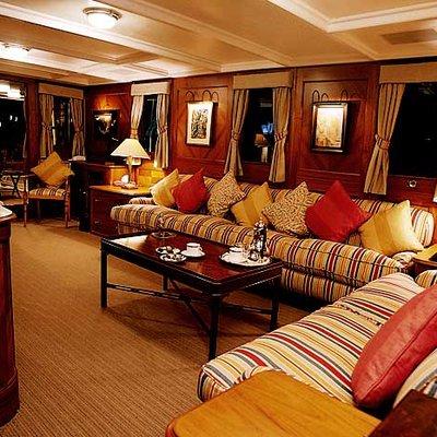 Fair Lady Yacht Salon