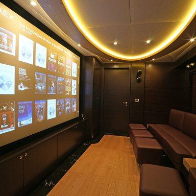 Tatiana I Yacht Cinema