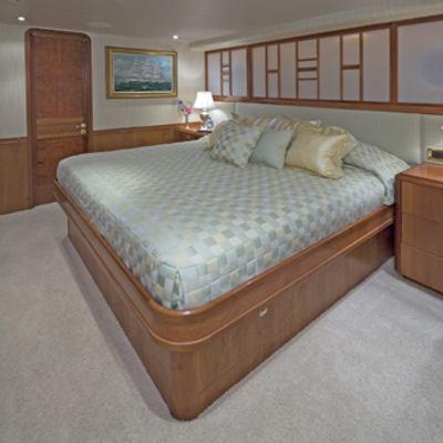 Serengeti Yacht Guest VIP Stateroom