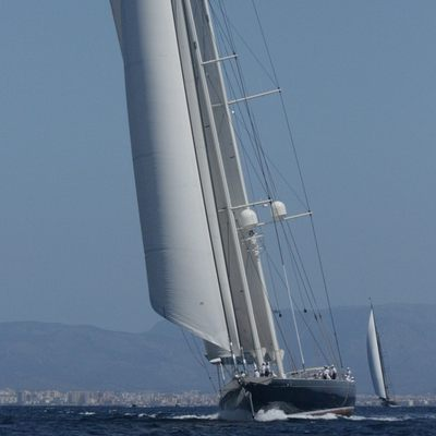 Athos Yacht Front View