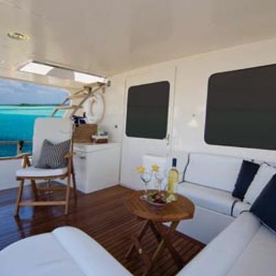 Alexandra Bear Yacht