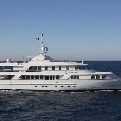 Lady Ellen II Yacht Main Profile