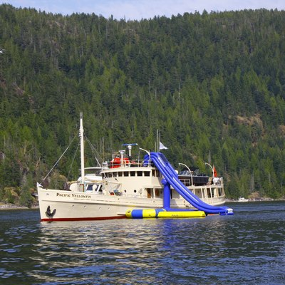Pacific Yellowfin Yacht