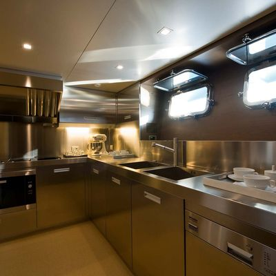 Bliss Easy Yacht Galley