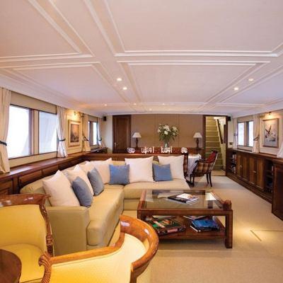 Osprey Yacht Main Salon