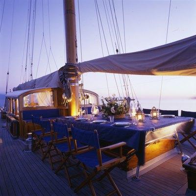Weatherbird Yacht