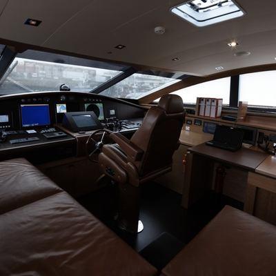Arion Yacht Wheelhouse