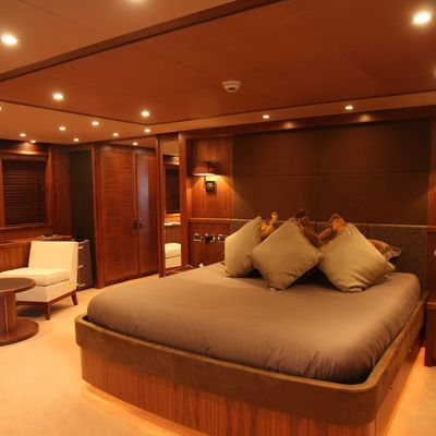 The Devocean Yacht Master Stateroom