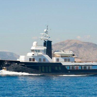 RH3 Yacht Running Shot - Profile
