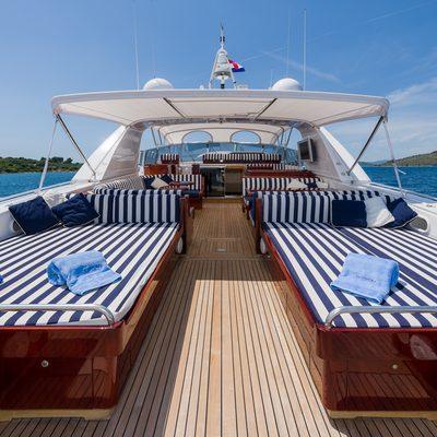 Speedy T Yacht