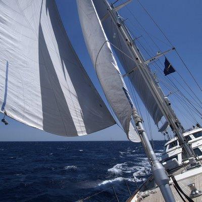 Principessa Vaivia Yacht Sailing