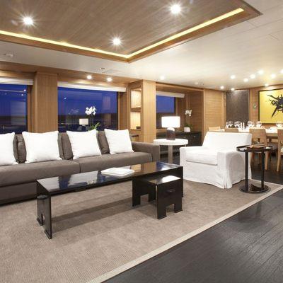 Spirit Yacht Main Salon