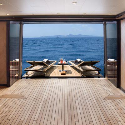 Alfa Nero Yacht Sun Balcony