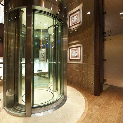 Naia Yacht Elevator - Upper