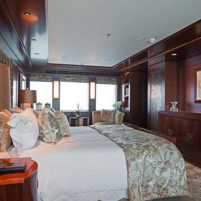 Blind Date Yacht Master Stateroom