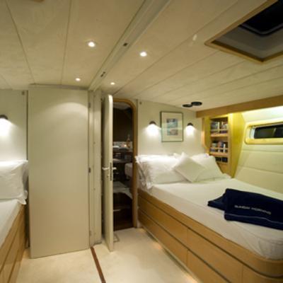Sunday Morning Yacht