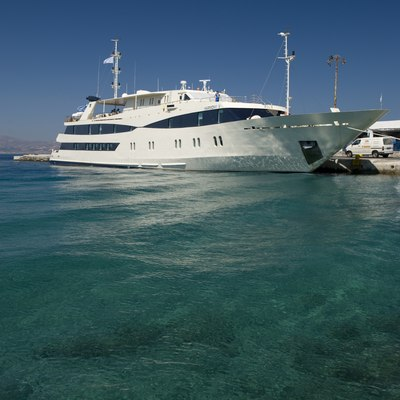 Harmony V Yacht