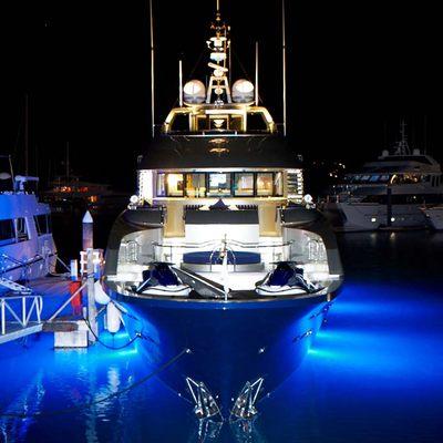 Princess Iluka Yacht