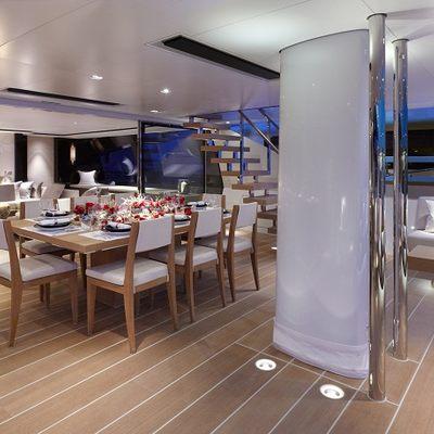 Twizzle Yacht Main Cockpit