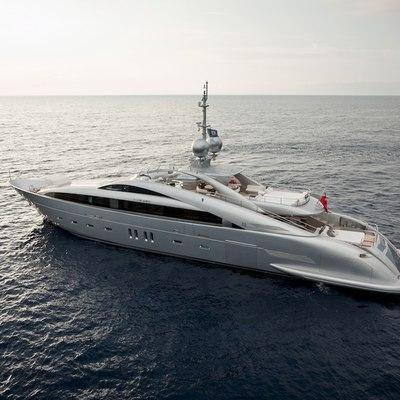 Silver Wind Yacht