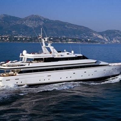 Costa Magna Yacht Underway