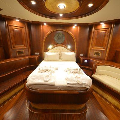 K Mehmet Bugra Yacht