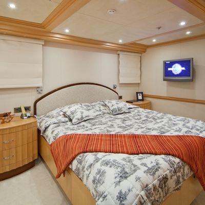 Golden Horn Yacht Guest Stateroom