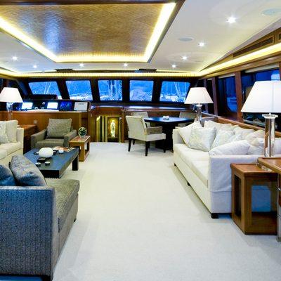 Daima Yacht Saloon Seating