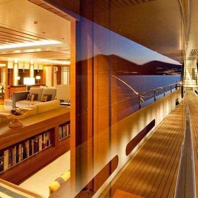 Mary-Jean II Yacht Salon - External