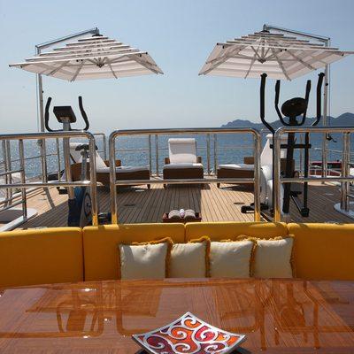 Platinum Yacht Gym Equipment