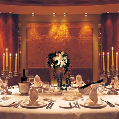 Carmen Fontana Yacht Dining Salon