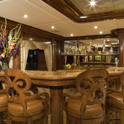 Aquasition Yacht Skylounge Bar