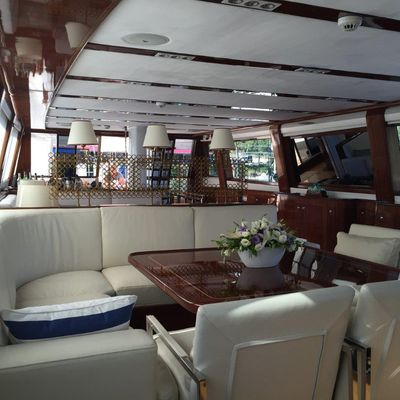 Glorious II Yacht