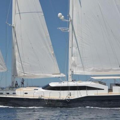 Ubi Bene Yacht Side