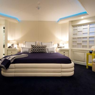Diamond Yacht Lower Double Stateroom
