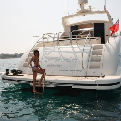 Lady Splash Yacht